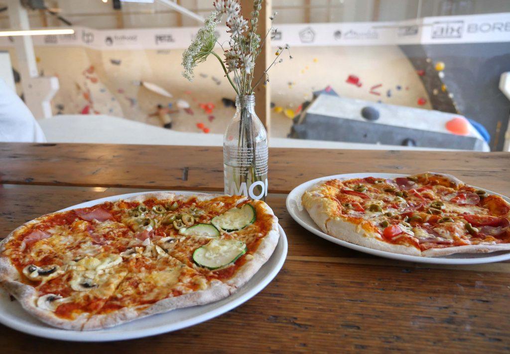 lecker Mandala Pizza